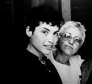 Tiziana Borrelli - Photo remaked by Maria R. Suma