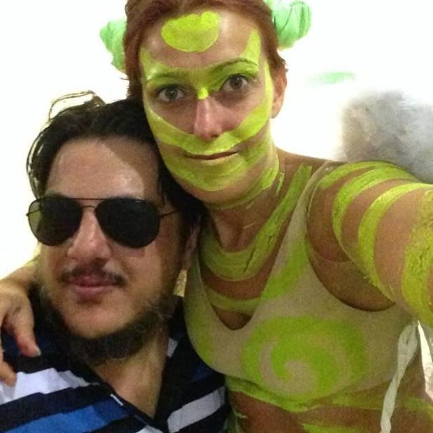 Selfie Performance da Homologazione - Salvatore Cammilleri e Caterina Arena