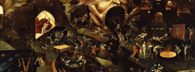 Ph. Hieronymus Bosch - The Hell